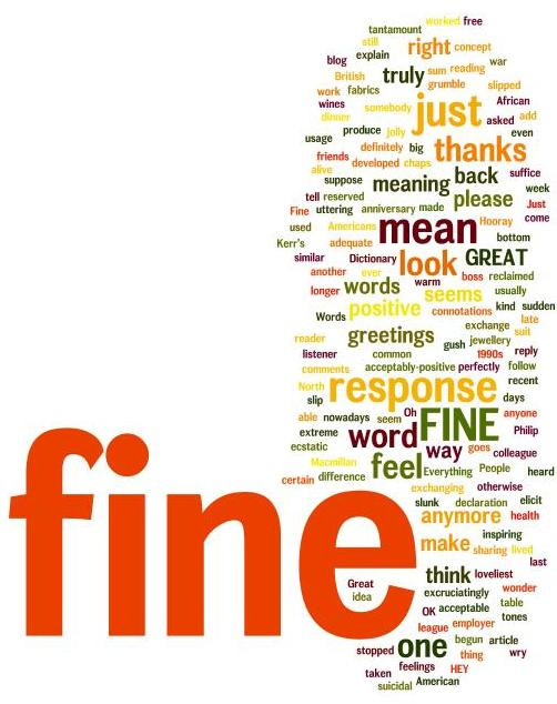 fine word adjective english help example another