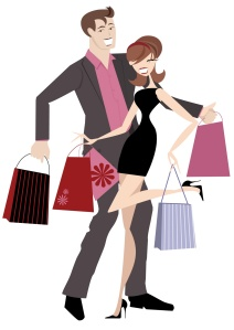 shopping-couple